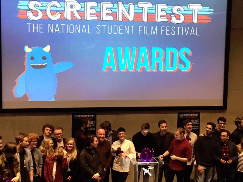 Screentest: National Student Film Festival 2017