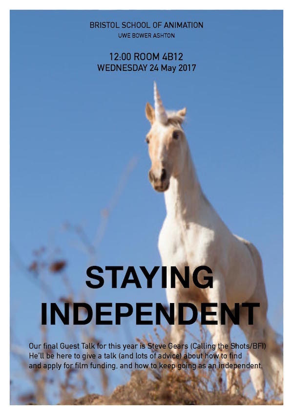 'Staying Independent' Lecture 2017